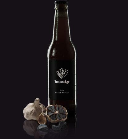 Beauty Black Garlic