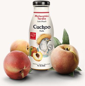 Cuckoo melocotón